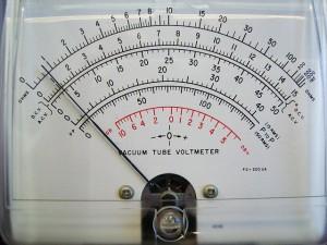 meter needle