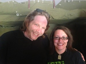 Me with Chris Brogan